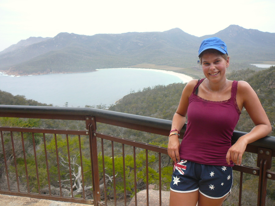 ITB Globetrotter Tasmanien - Wineglass Bay
