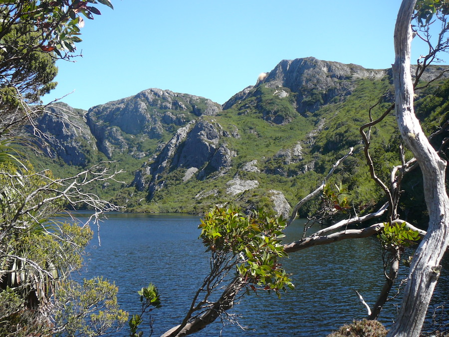 ITB Globetrotter Tasmanien - Cradle Mountain National Park
