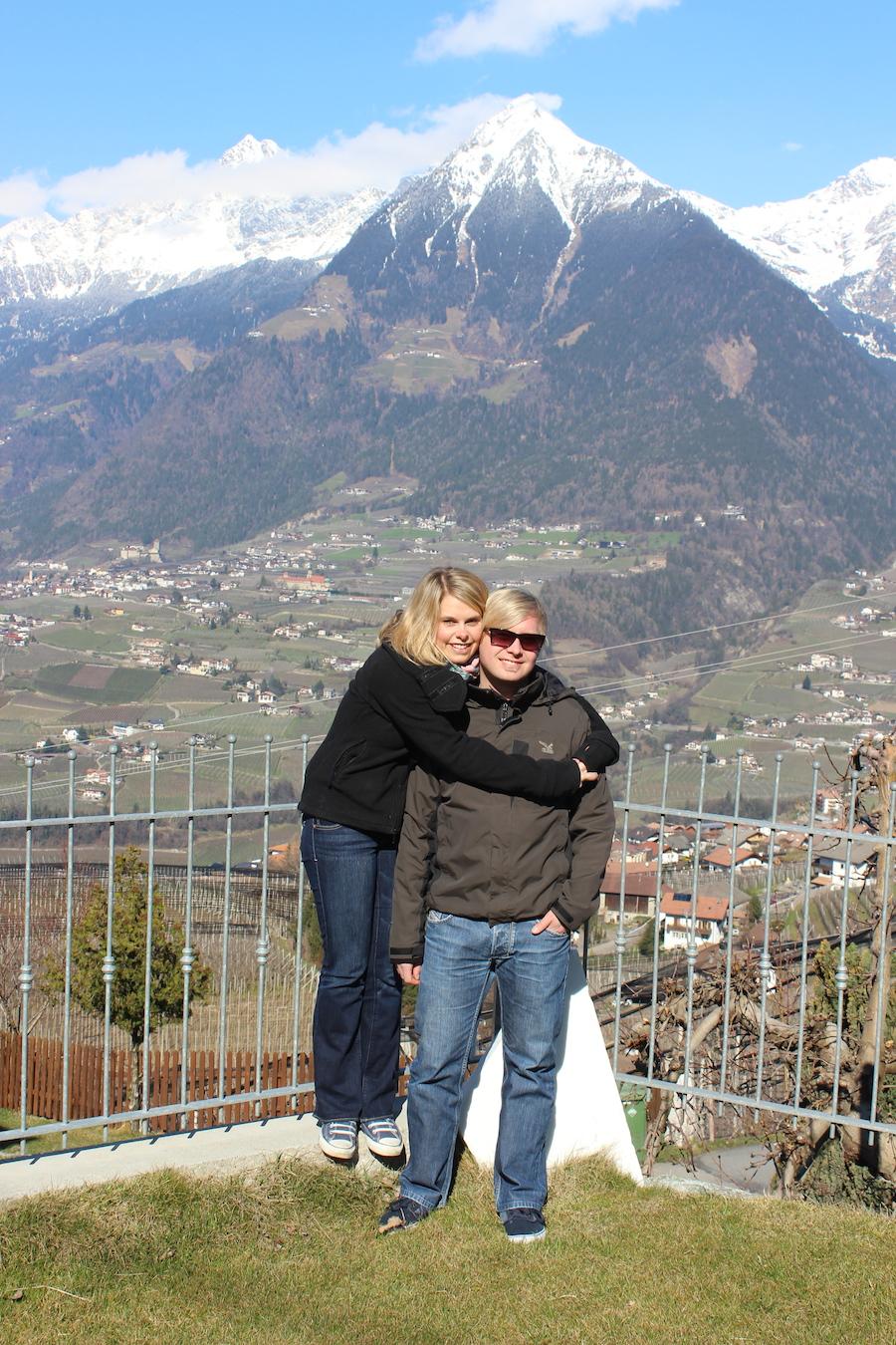 Apfeloase Schenna Südtirol 12