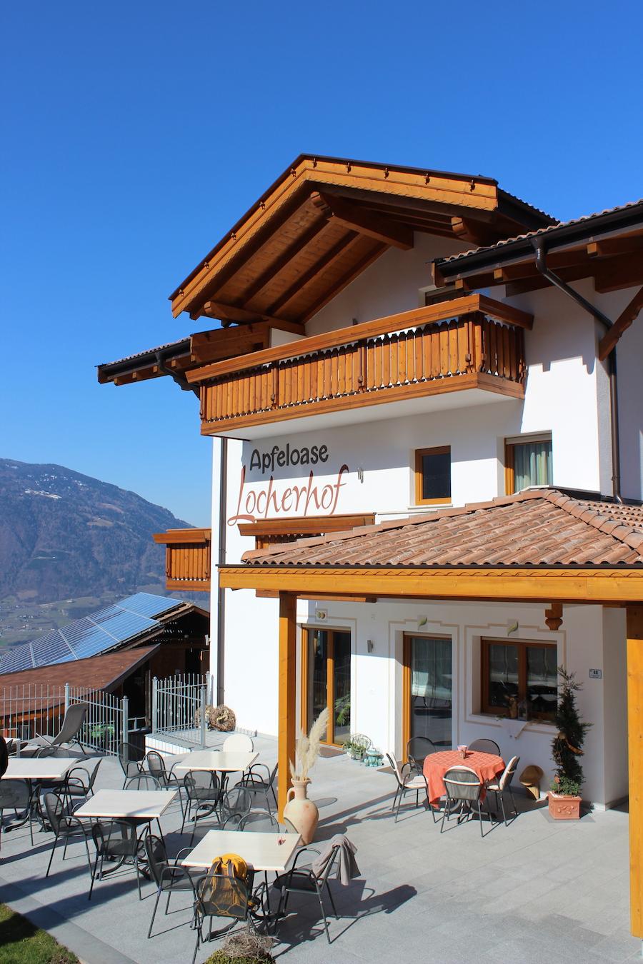 Apfeloase Schenna Südtirol 14
