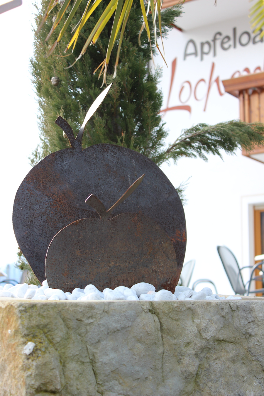 Apfeloase Schenna Südtirol 7