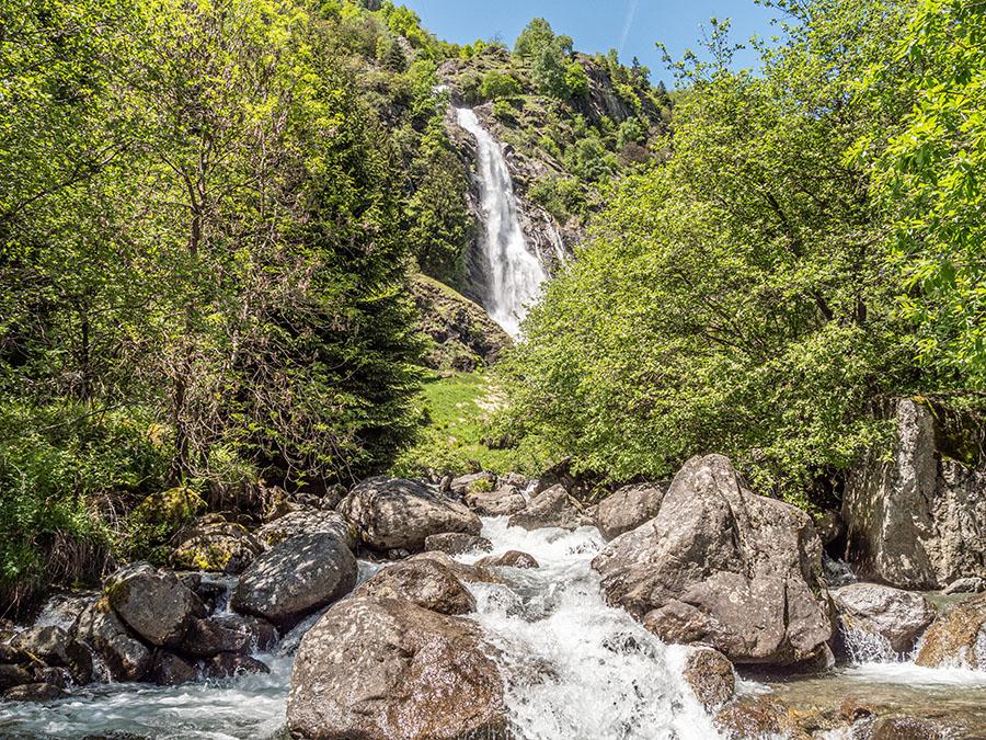 A Tasty Hike - Dursterhof und Partschinser Wasserfall Suedtirol 1