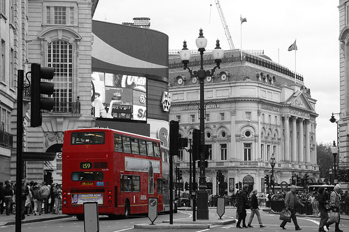 London, Piccadilly Circus, UK