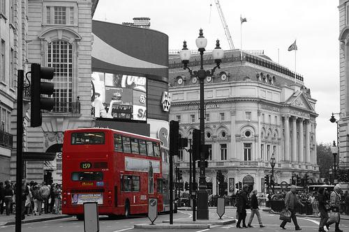 London, Piccadilly Circus, UK