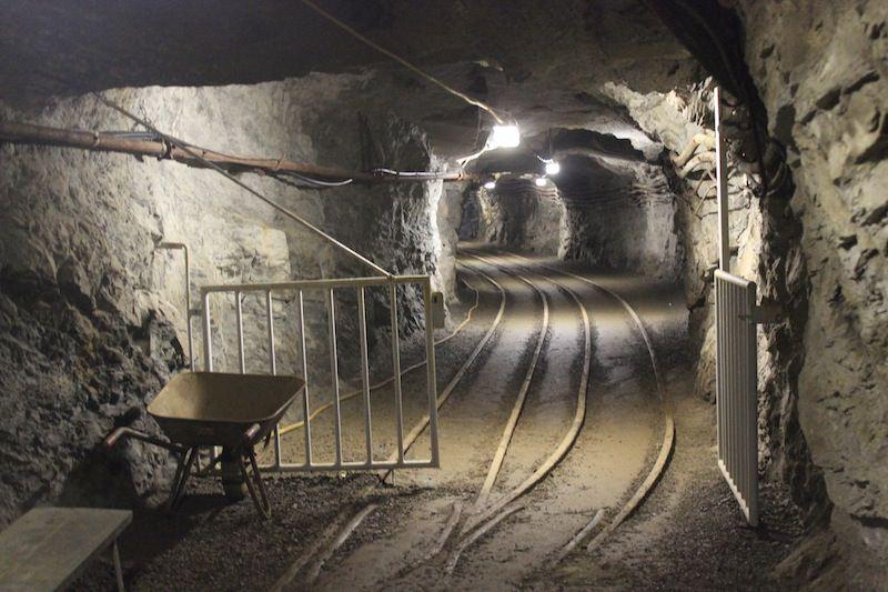 Metal Mine Ramsbeck, Germany