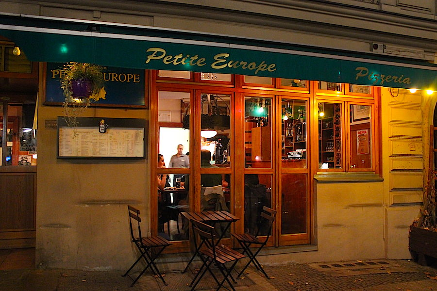 Petite Europe - Italian Restaurant in Berlin