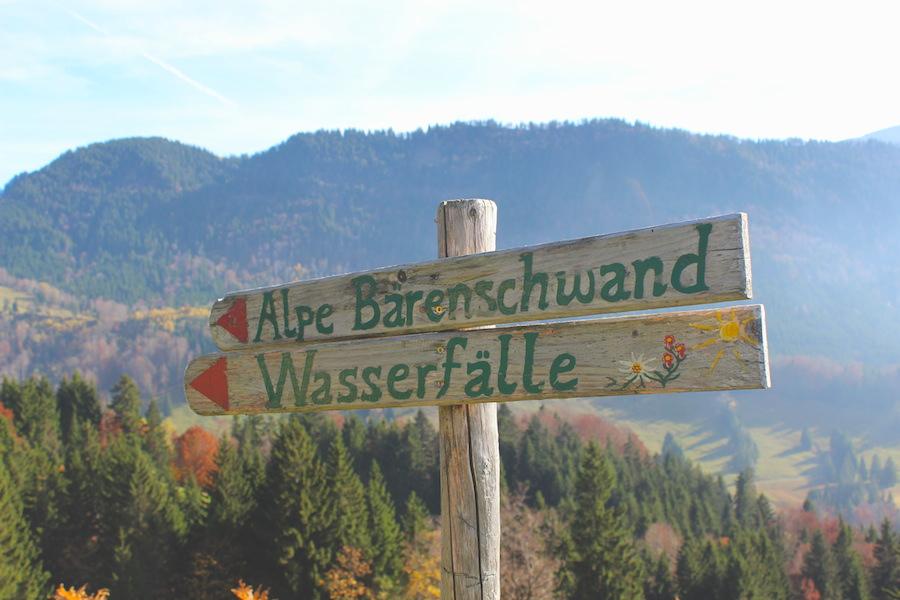 Hündle Hiking Tour, Allgäu 12