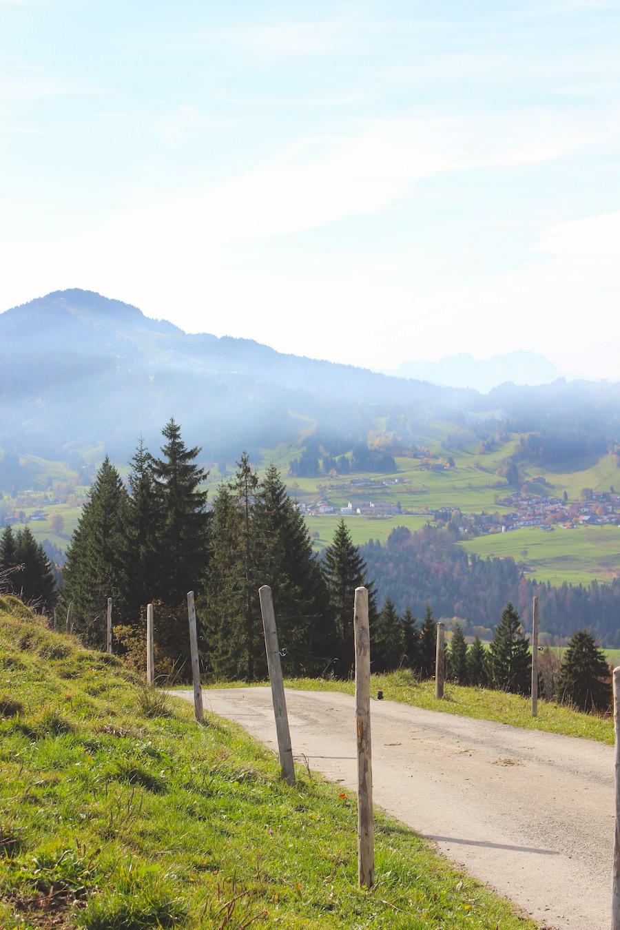 Hündle Hiking Tour, Allgäu 6