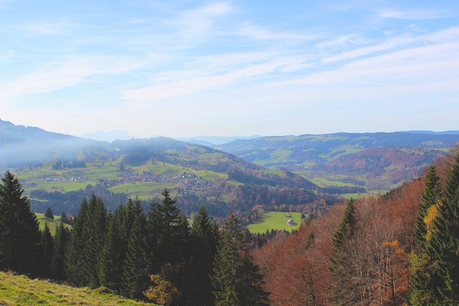 Hündle Hiking Tour, Allgäu 7