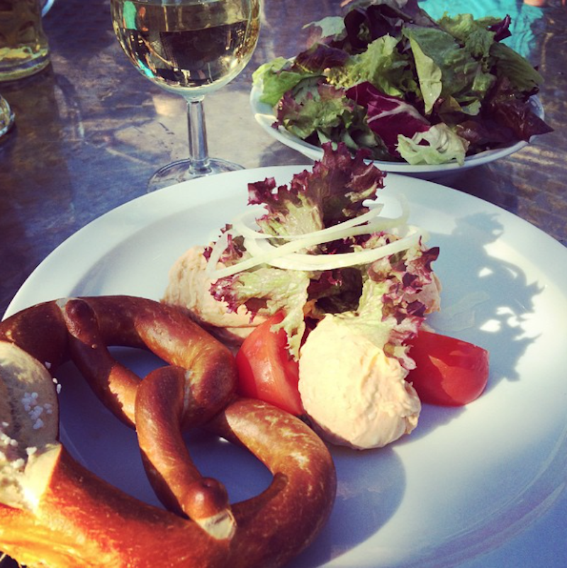 ITB Globetrotter - Instagram Travel Thursday - A Perfect Day in Constance - Brotzeit