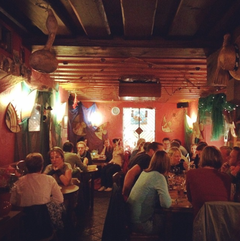 ITB Globetrotter - Instagram Travel Thursday - A Perfect Day in Constance - La Bodega Restaurant