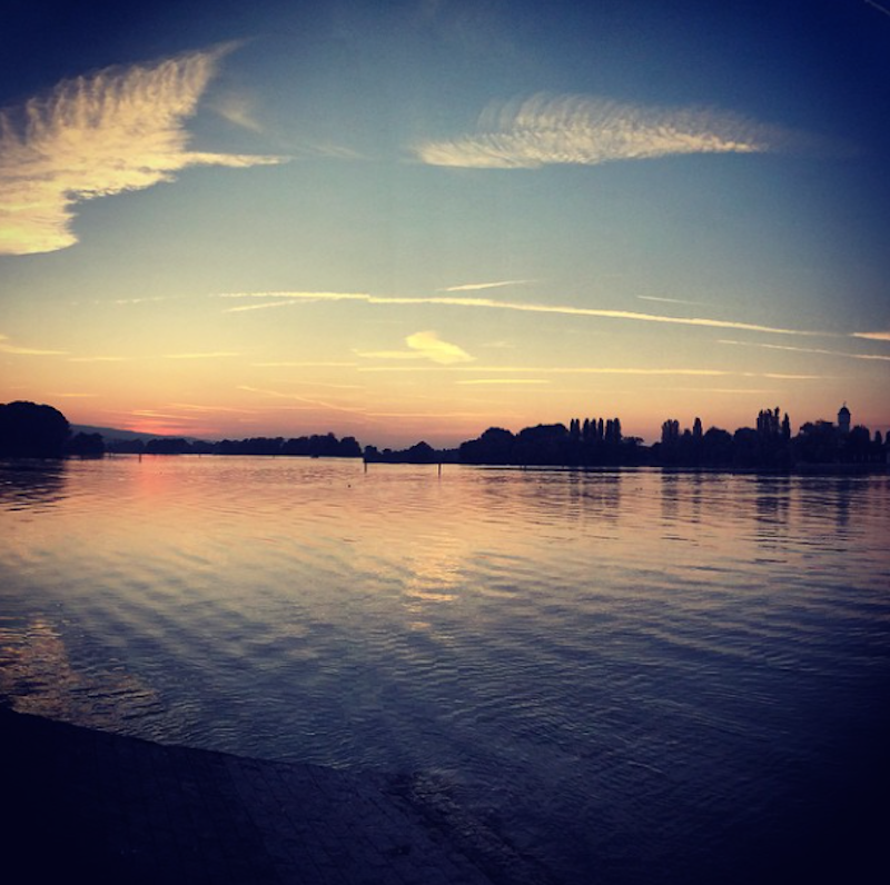 ITB Globetrotter - Instagram Travel Thursday - A Perfect Day in Constance - Rhine
