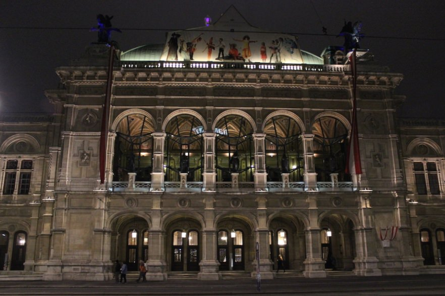 ITB Globetrotter Wien Opernhaus