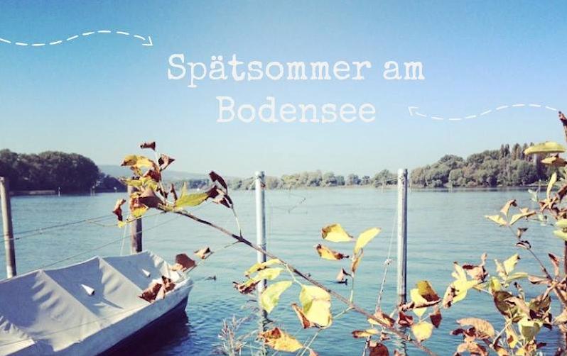 Spätsommer am Bodensee