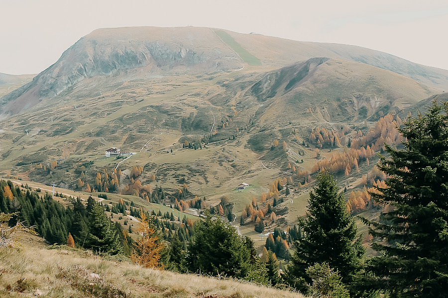 A Tasty Hike - Wanderung Missensteiner Joch - Herbstfarben