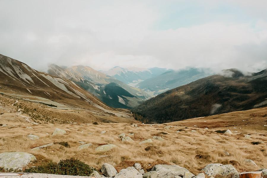 A Tasty Hike - Wanderung Missensteiner Joch - Meran 2000 - Joch