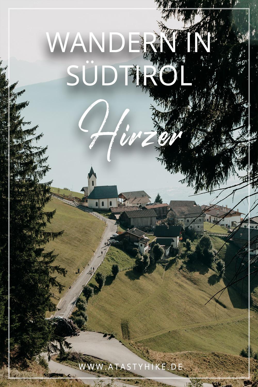 Hirzer Wanderung: Farben, die dich umhauen – Eine farbenfrohe Herbstwanderung in Südtirol