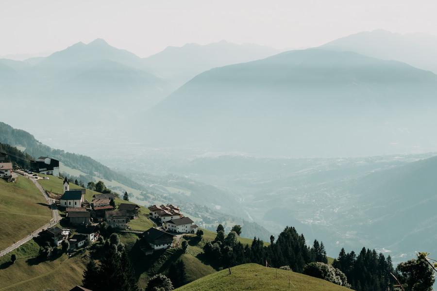 Hirzer Wanderung - A Tasty Hike - Suedtirol - Aussicht