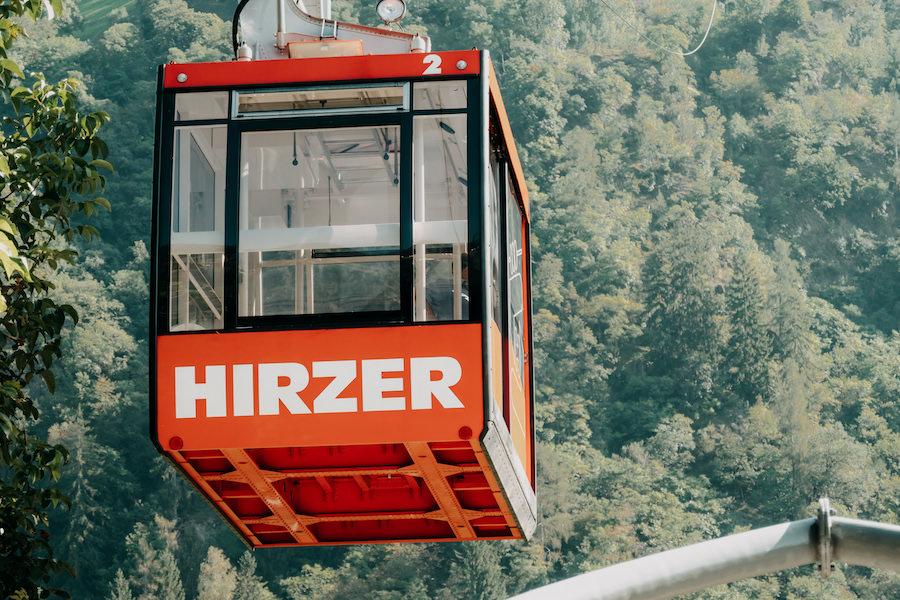 Hirzer Wanderung - A Tasty Hike - Suedtirol - Hirzer Bahn
