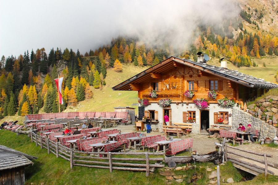 Wandern - Hirzer - Südtirol 30