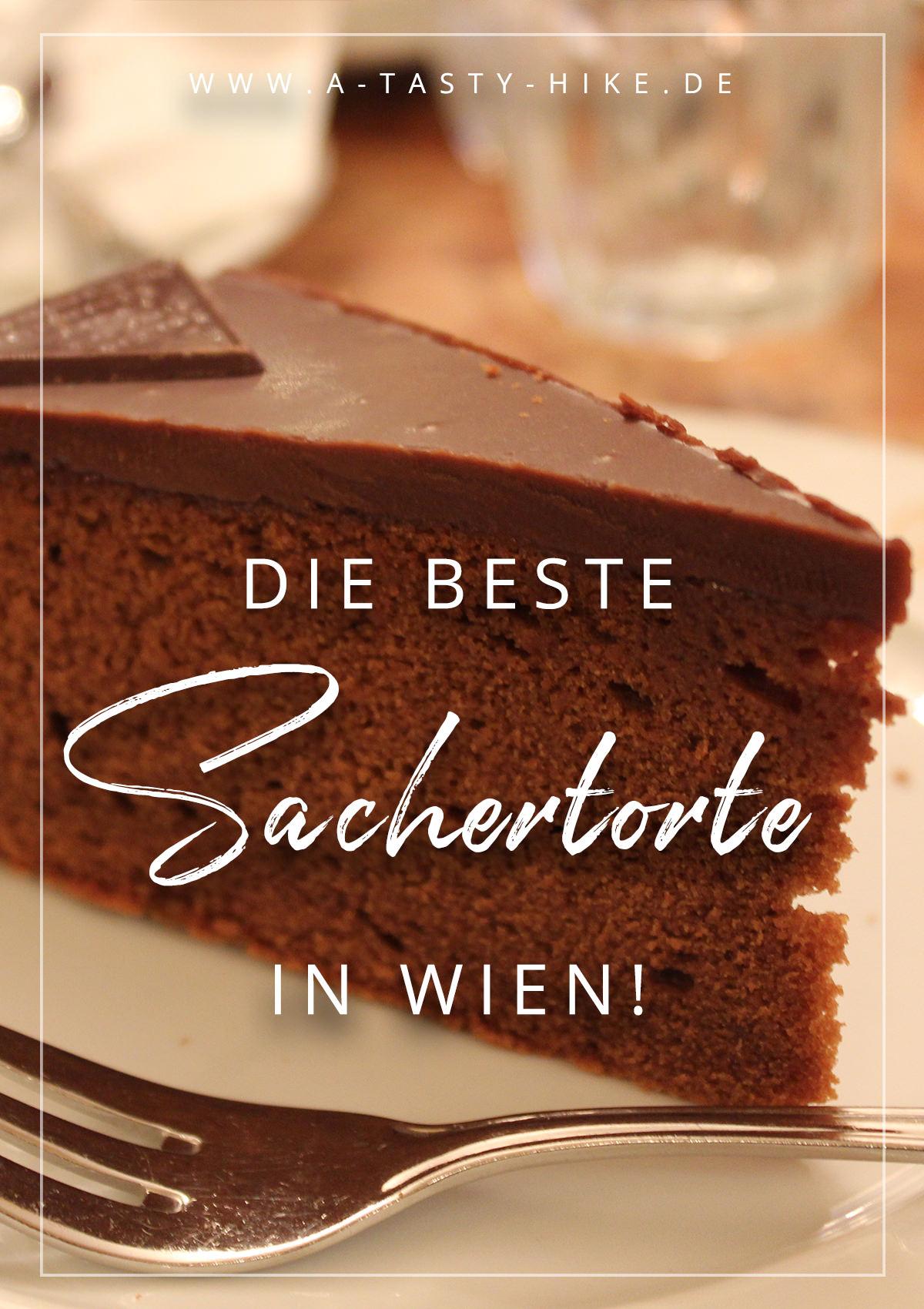 Mission Sachertorte - Wo du die beste Sachertorte in Wien essen kannst!