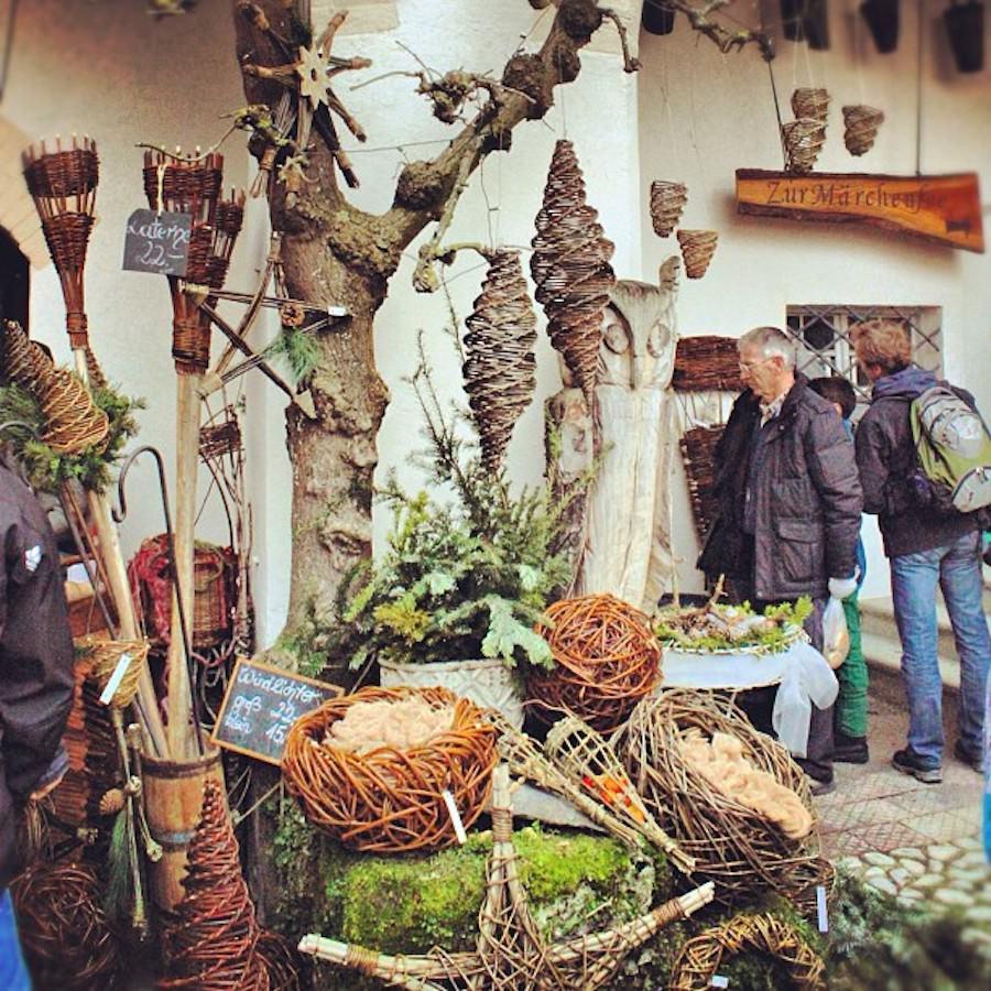 ITB Globetrotter - Weihnachtsmarkt Schloss Kronburg
