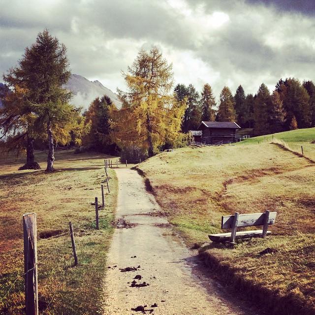 11 Südtirol - Wir wandern die Meraner Wandertrilogie
