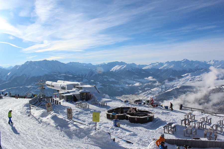 Flims Laax Crap Sogn Gion