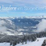 Wandern im Skigebiet Flims-Laax? Lohnt sich das?