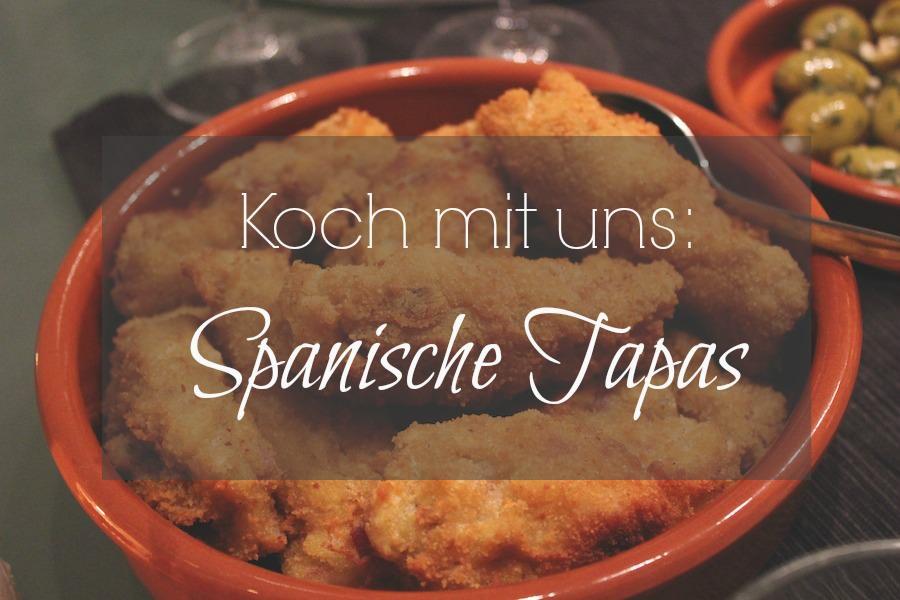 Spanische Tapas Titelbild