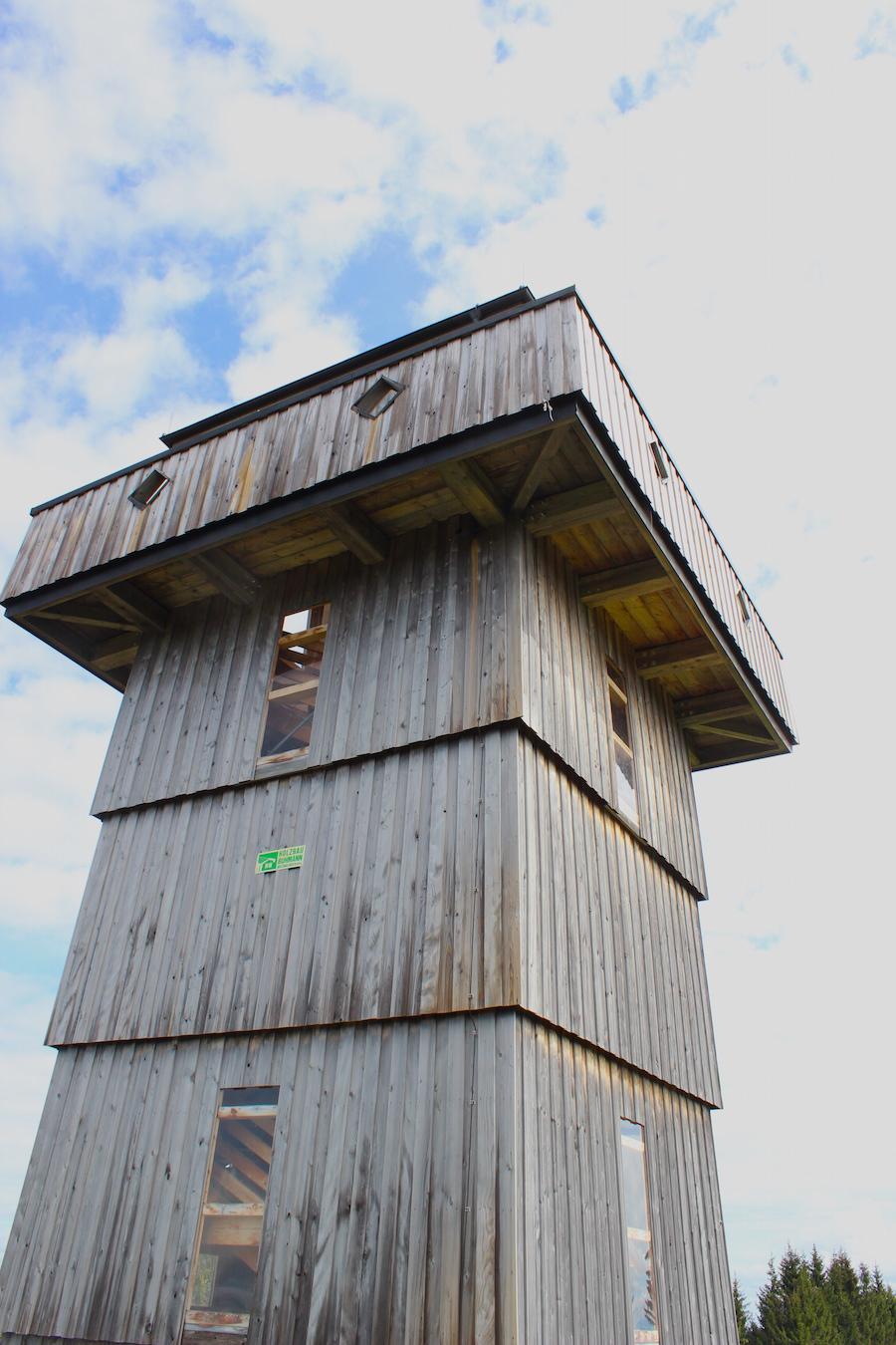 Alpkönigblick - Aussichtsturm - Wandern im Allgäu