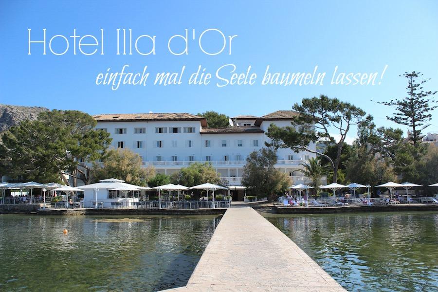 Port de Pollença - Mallorca - Hotel Illa d'Or - Titel