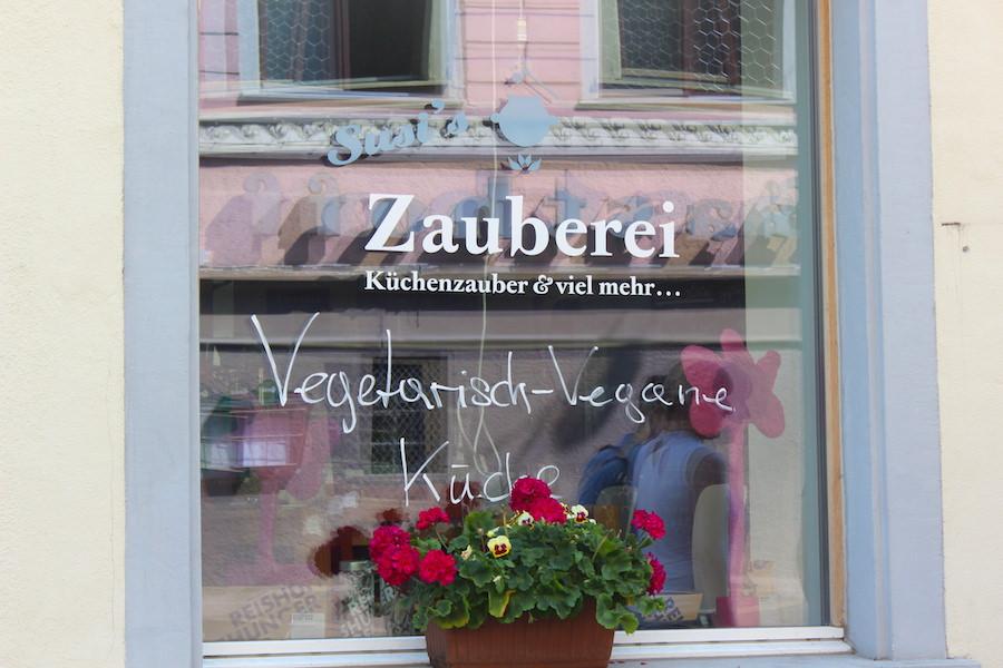 Bregenz kulinarisch - Susi's Zauberei - Front