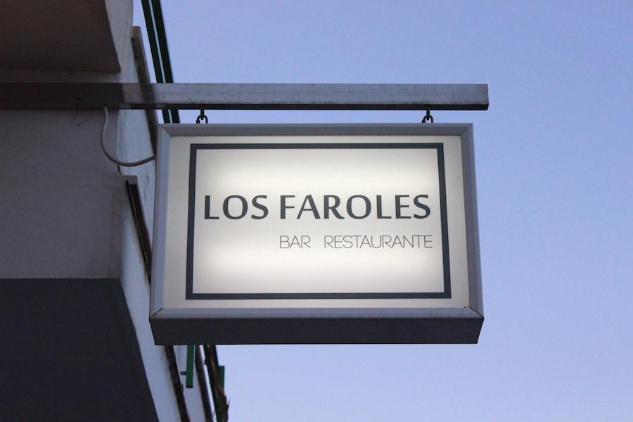 Essen in Port Pollenca auf Mallorca - Los Faroles