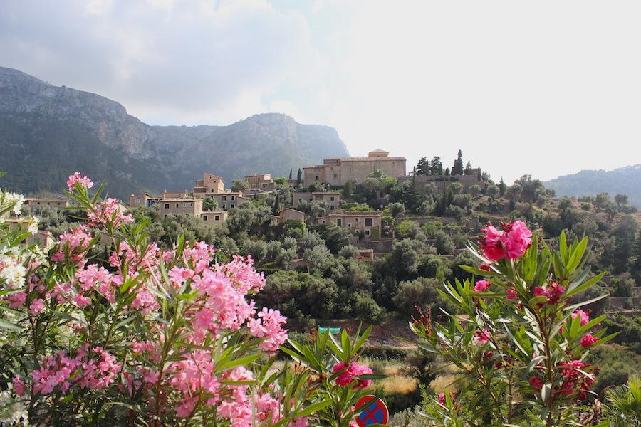 Mallorca Wanderung Cala Deià - Deià im Sonnenschein