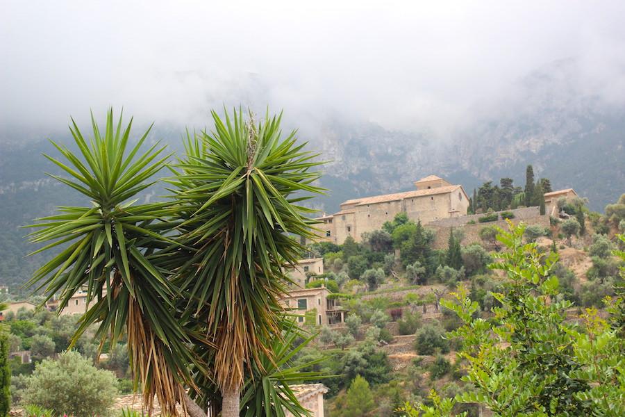 Mallorca Wanderung Cala Deià - Deià