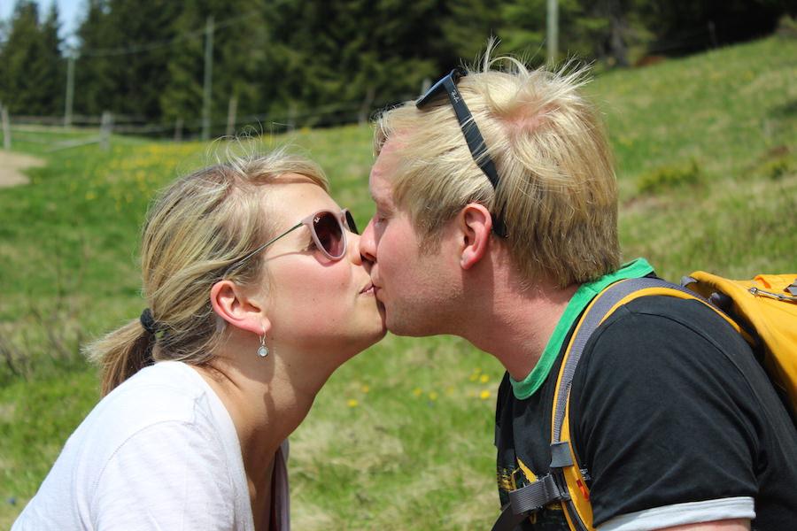 Vigiljoch Wandern Südtirol - Prinz