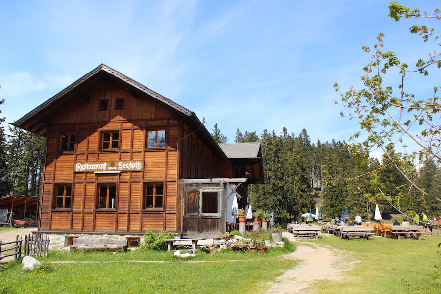 Vigiljoch Wandern Südtirol - Seespitz
