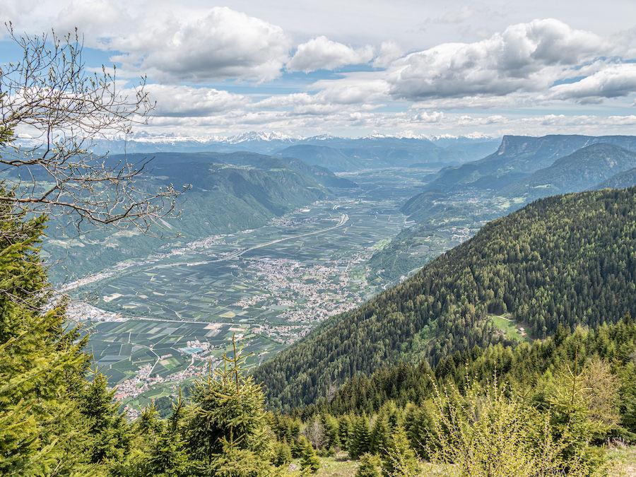 Vigiljoch wandern - Suedtirol - A Tasty Hike
