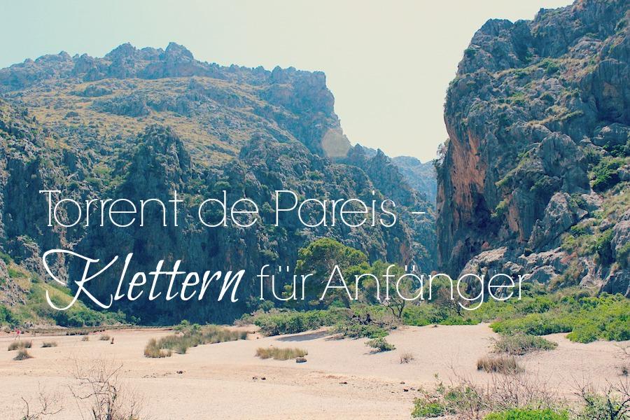 Wanderung Torrent de Pareis - Mallorca - Titel