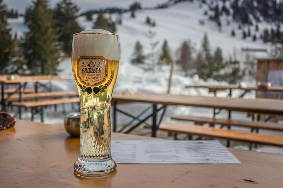 Hoch Haederich Wanderung - Farny Bier