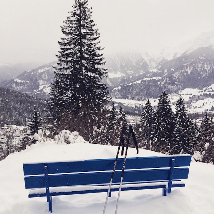 Schneeschuhwanderung Januar
