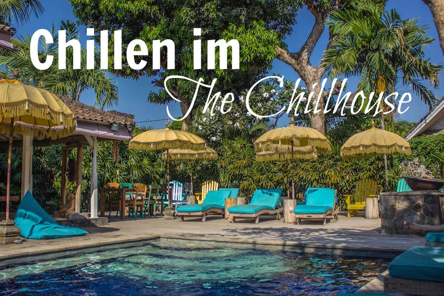 The Chillhouse - Titel