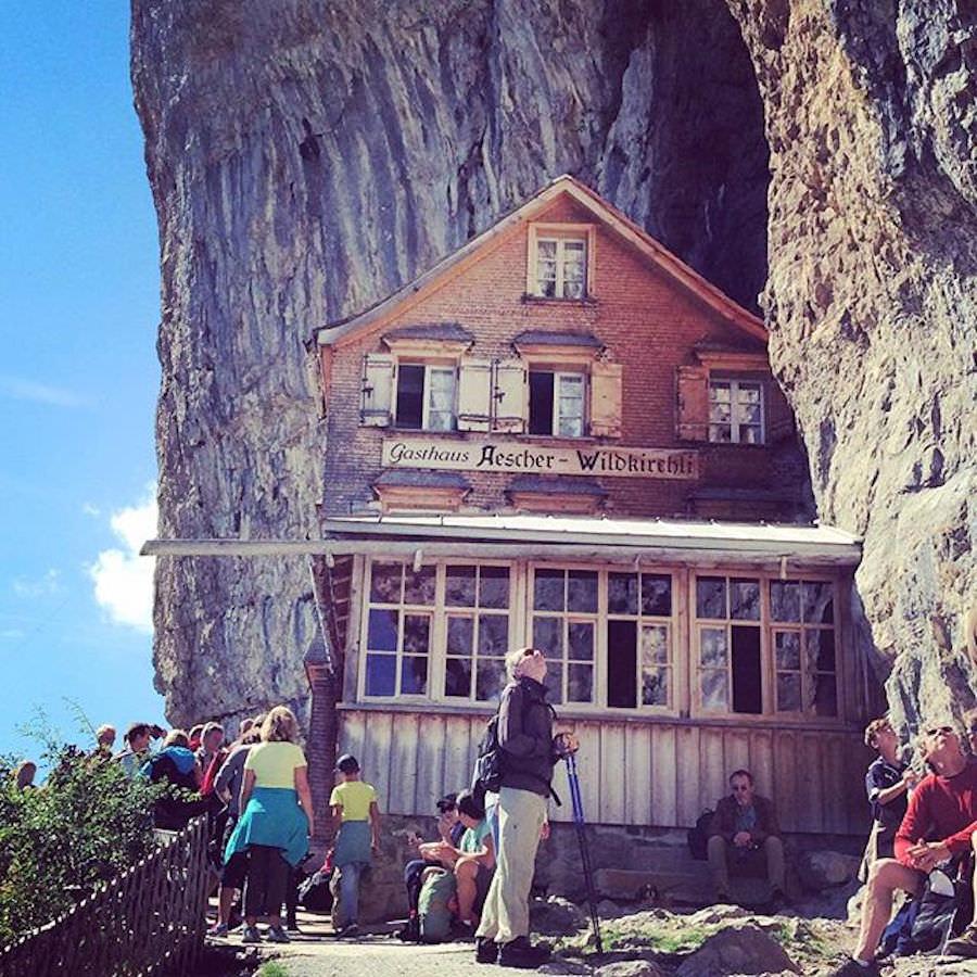Wanderung Appenzell - September