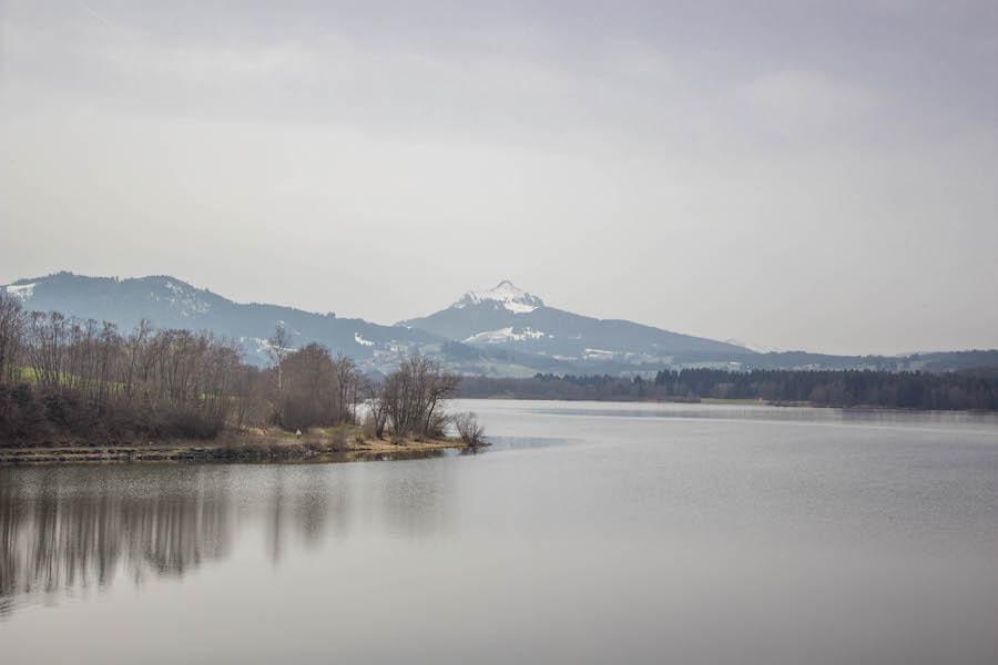A Tasty Hike - Wandern am Gruentensee - Aussicht