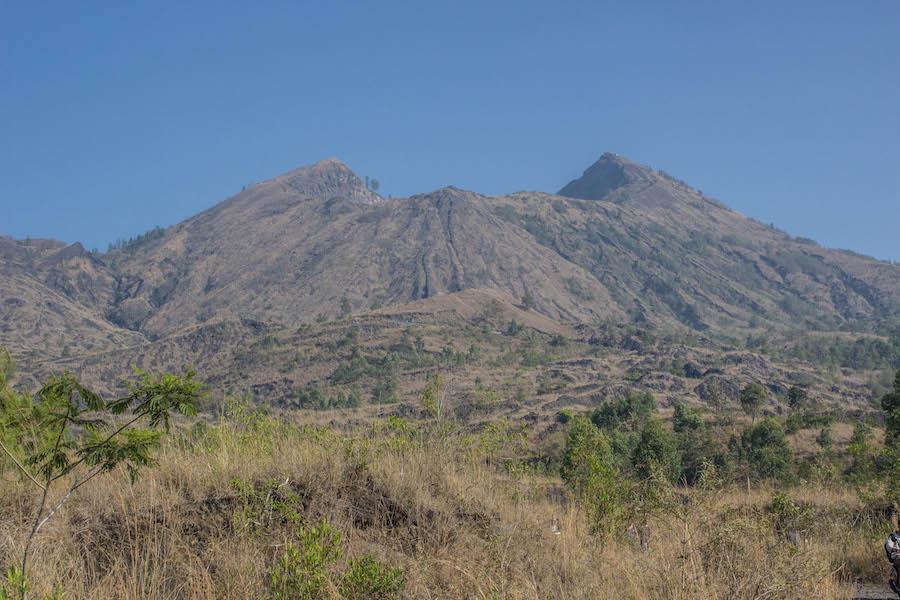 Wanderung Gunung Batur auf Bali - Gunung Batur