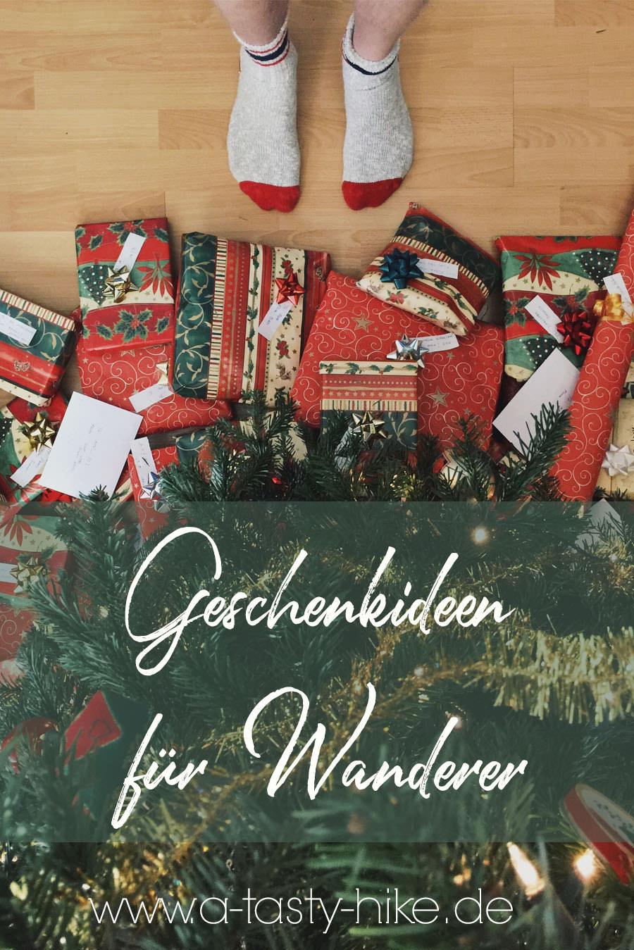Geschenke fuer Wanderer Pinterest
