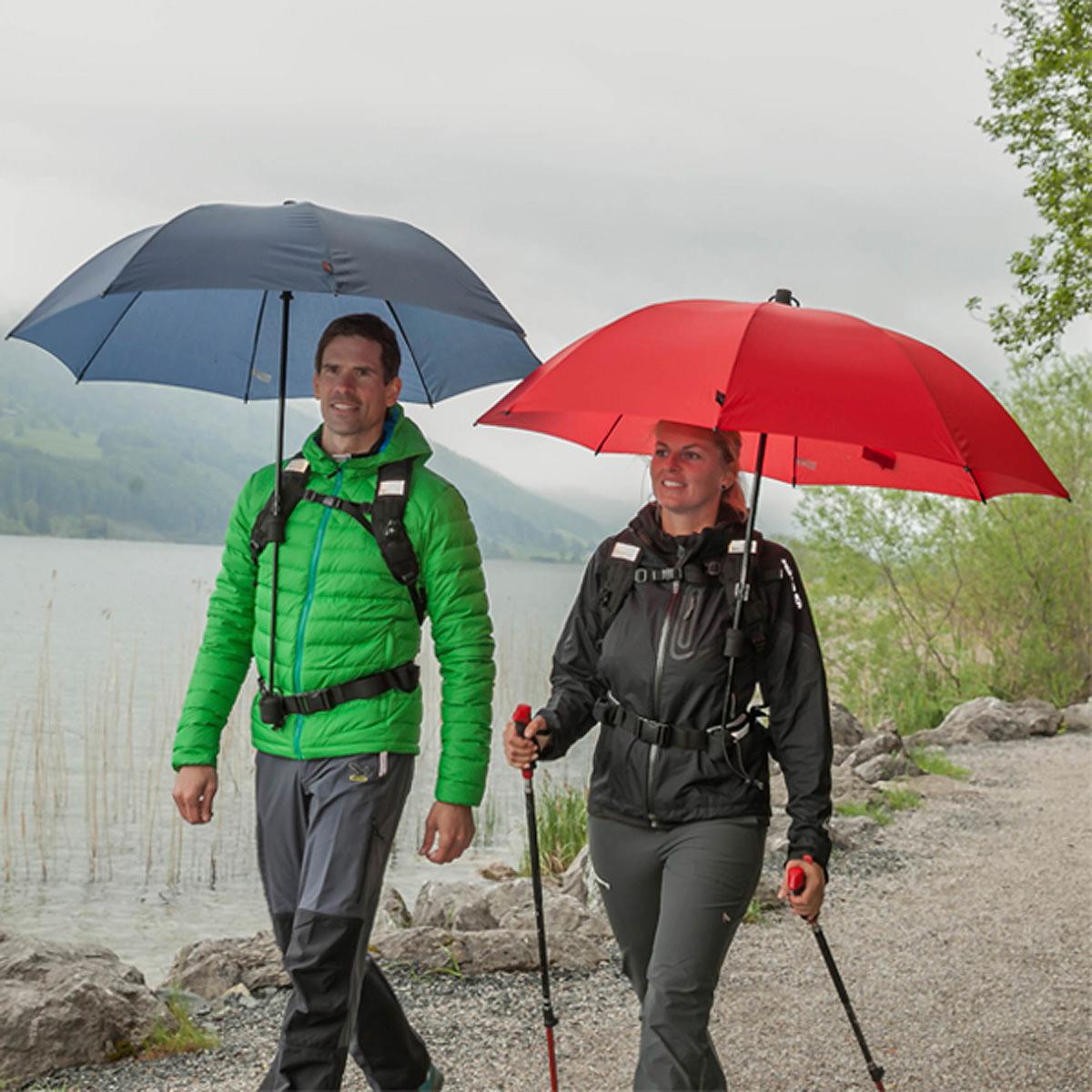 geschenke-fuer-wanderer-handfreier-regenschirm
