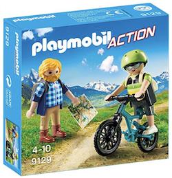 Geschenke fuer Wanderer - Playmobil Bergsportler