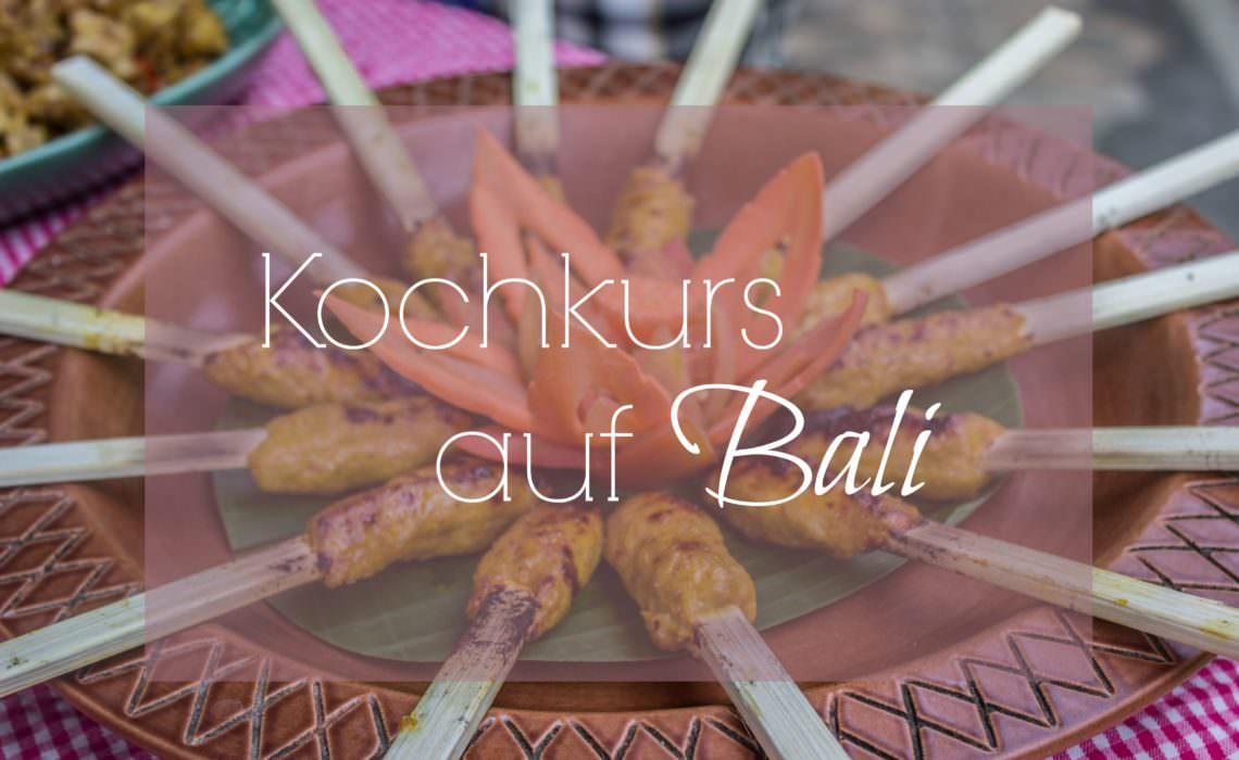 Kochkurs auf Bali